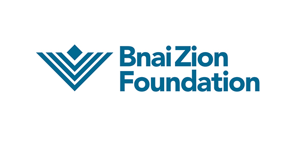 Bnai-Zion refreshed logo design